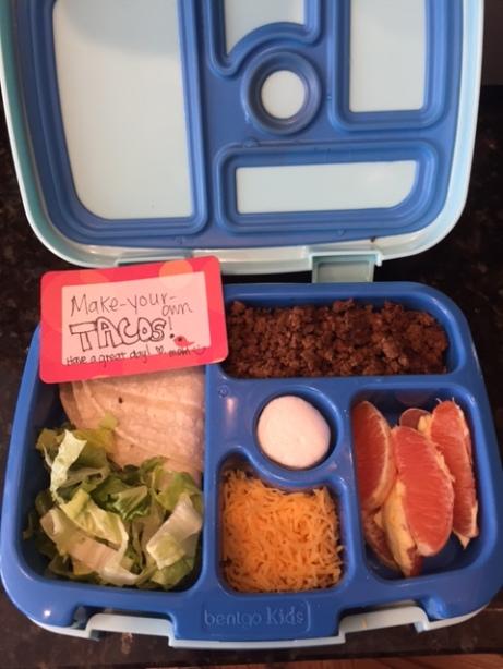 thank a teacher lunch