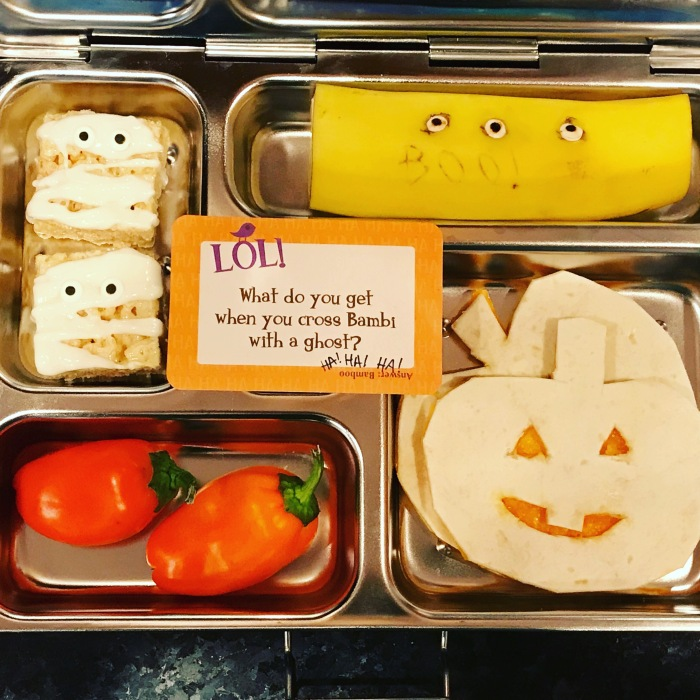 5 steps to fabulous (schoollunches)